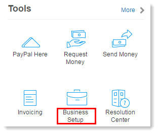 PayPal_Tools_BusinessSetup