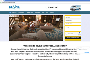 Revive Carpet Cleaning